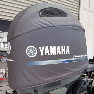 Yamaha YME-MCVR1-00-GY Outboard Vented Splash Cover